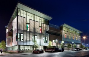 Campus model project - LEED Silver certification
