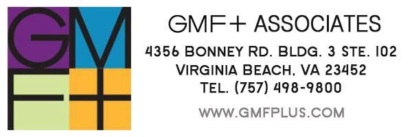 GMF+ Associates Email Header