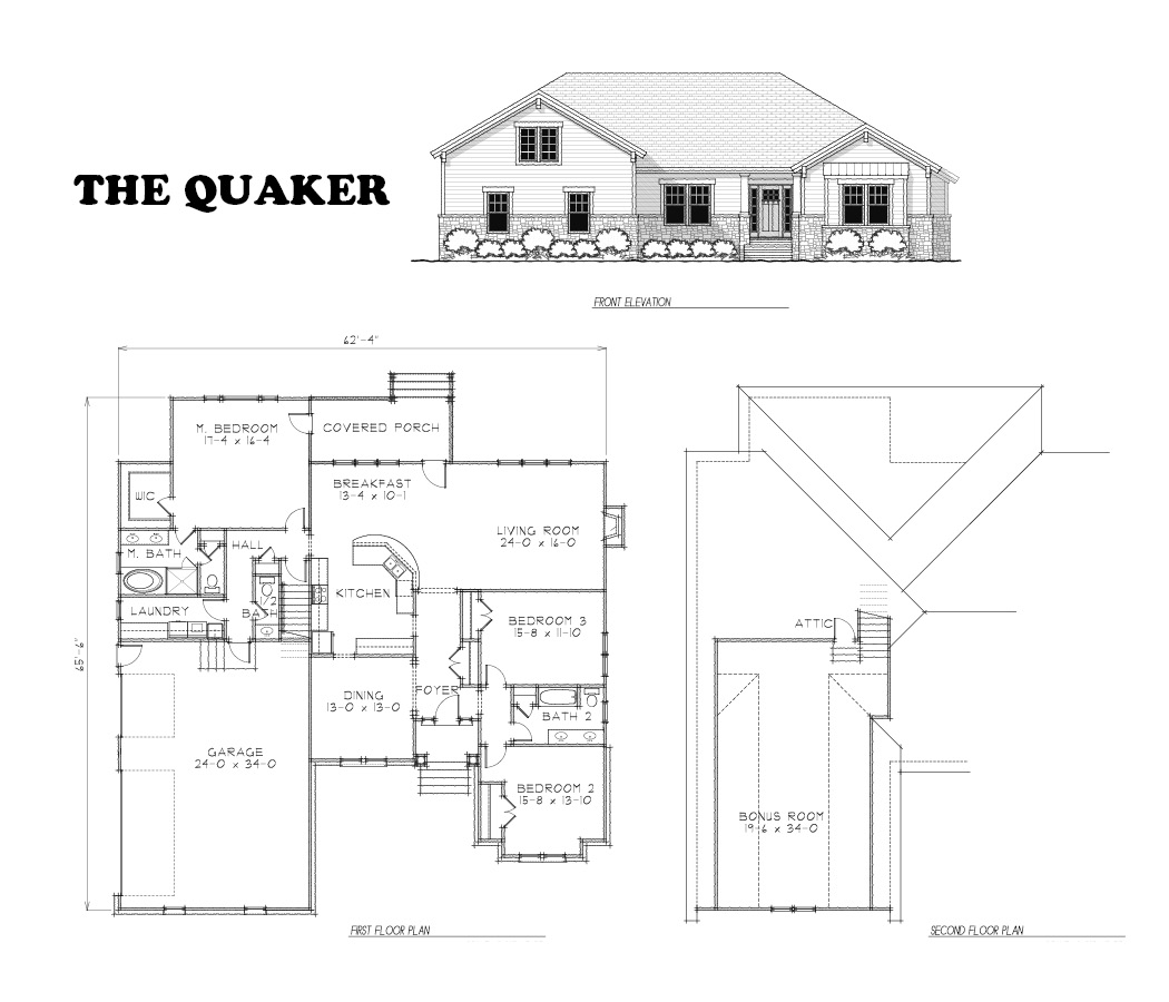 The Quaker stock plan